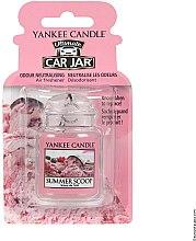 Парфюми, Парфюмерия, козметика Ароматизатор за кола - Yankee Candle Car Jar Summer Scoop