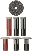 Парфюмерия и Козметика Комплект сменяеми дискове за маникюр, лакти и стъпала - PMD Beauty