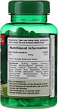 Хранителна добавка Цинк 25 мг на таблетки - Holland & Barrett Maximum Strength Zinc — снимка N2