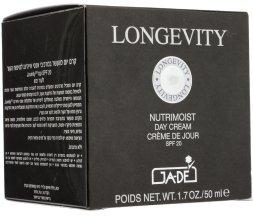 Парфюми, Парфюмерия, козметика Подхранващ дневен крем за лице - Ga-De Longevity Nutrimoist Day Cream
