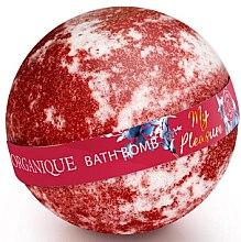 Парфюми, Парфюмерия, козметика Бомбичка за вана - Organique My Pleasure Bath Bomb