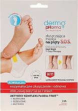 Парфюмерия и Козметика Ексфолираща маска за пети - Dermo Pharma Skin Repair Expert