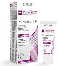 Парфюмерия и Козметика Околоочен гел - Revuele Mezoderm Eye Matrix Gel Eye Contour