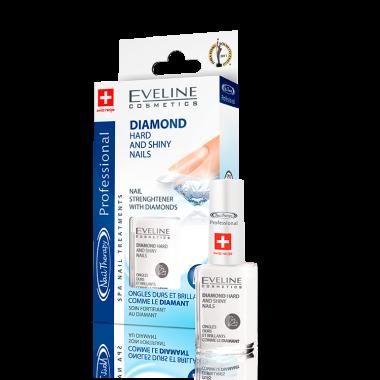 Диамантен възстановяващ комплекс за нокти - Eveline Cosmetics Nail Therapy Professional