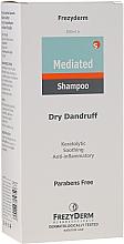 Парфюмерия и Козметика Шампоан против пърхот за суха коса - Frezyderm Mediated Dry Dandruff Shampoo
