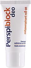 Парфюмерия и Козметика Дезодорант против изпотяване - Aflofarm Perspiblock Deo Roll-On Antyperspirant