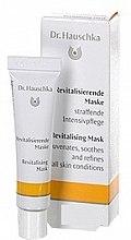 Парфюмерия и Козметика Възстановяваща маска за лице - Dr. Hauschka Revitalizing Mask (мини)