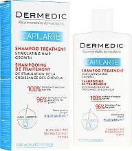 Парфюмерия и Козметика Шампоан, стимулиращ и възобновяващ растежа на косата - Dermedic Capilarte Shampoo