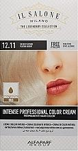 Парфюмерия и Козметика Крем боя за коса - Alfaparf IL Salone Milano Permanent Hair Color Cream