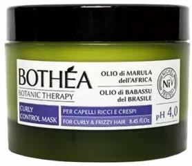 Маска за къдрава коса - Bothea Botanic Therapy Curly Control Mask pH 4.0 — снимка N1
