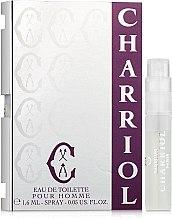 Парфюми, Парфюмерия, козметика Charriol Eau de Toilette Pour Homme - Тоалетна вода (мостра)
