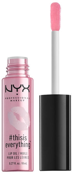 Гланц за устни - NYX Professional Makeup Thisiseverything Lip Oil