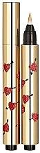 Парфюмерия и Козметика Коректор-хайлайтър - Yves Saint Laurent Touche Eclat Heart & Arrow Limited Edition Highlighter Pen