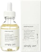 Парфюмерия и Козметика Терапия за скалп преди измиване с шампоан - Z. One Concept Simply Zen Preparing Potion