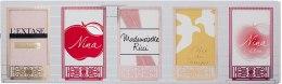 Парфюми, Парфюмерия, козметика Nina Ricci L'Extase Gift Set - Комплект (edp 4ml + edt 4ml + edp 4ml + edt 4ml + edt 4ml)