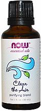 Парфюмерия и Козметика Етерично масло за освежаване на въздуха - Now Foods Essential Oils 100% Pure Clear the Air Oil Blend