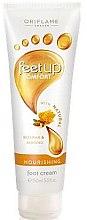 Парфюми, Парфюмерия, козметика Подхранващ крем за крака - Oriflame Feet Up Comfort Beeswax&Almond Foot Cream