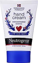 """Парфюмерия и Козметика Концентриран крем за ръце """"Норвежка формула"""" - Neutrogena Norwegian Formula Concentrated Hand Cream"""