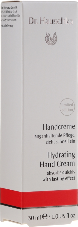 Комплект - Dr. Hauschka (h/cr30ml + nail/oil/18ml + buff/1pc) — снимка N2