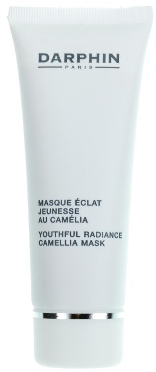 Маска с камелия против стареене, придаваща сияние - Darphin Youthful Radiance Camellia Mask — снимка N2