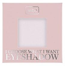 Парфюмерия и Козметика Основа за сенки - Wibo I Choose What I Want Eyeshadow