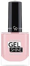 Парфюмерия и Козметика Лак за нокти - Golden Rose Extreme Gel Shine Nail Color