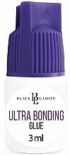 Парфюмерия и Козметика Лепило за изкуствени мигли - Black Lashes Ultra Bonding Glue