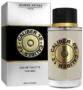 Jeanne Arthes Caliber 12 - Тоалетна вода