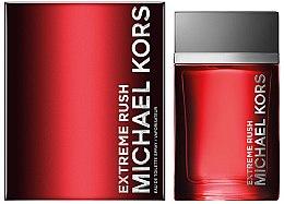 Парфюмерия и Козметика Michael Kors Extreme Rush - Тоалетна вода