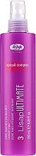 Парфюмерия и Козметика Изглаждащ флуид - Lisap Milano Lisap Ultimate 3 Straight Fluid Spray