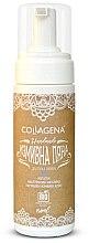 Парфюмерия и Козметика Почистваща пяна за лице за суха кожа - Collagena Handmade Wash Foam For Dry Skin