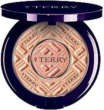 Парфюмерия и Козметика Пудра за лице - By Terry Terrybly Densiliss Compact-Expert Dual Powder