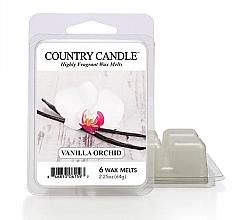 Парфюмерия и Козметика Восък за арома лампа - Country Candle Vanilla Orchid Wax Melts