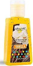"""Парфюмерия и Козметика Антибактериален гел за ръце """"Ванилия"""" - Rolling Hills Hand Cleansing Gel"""