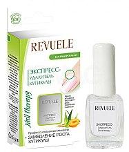 Парфюмерия и Козметика Средство за премахване на кожички - Revuele Express Cuticle Remover Nail Therapy