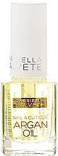 Парфюмерия и Козметика Арганово масло за кутикули - Gabriella Salvete Nail Care Nail & Cuticle Argan Oil
