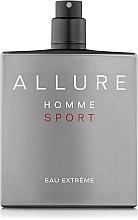 Парфюмерия и Козметика Chanel Allure Homme Sport Eau Extreme - Парфюмна вода ( тестер без капачка )