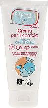 "Парфюмерия и Козметика Детски защитен крем под пелени ""0% цинк и талк"" - Ekos Baby Nappy Change Cream"