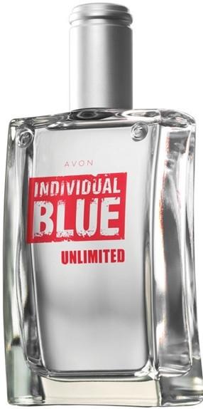 Avon Individual Blue Unlimited - Тоалетна вода — снимка N1