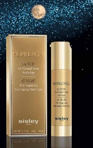 Комплексен нощен крем-серум с подмладяващ ефект - Sisley Supremya At Night The Supreme Anti-Aging Skin Care — снимка N3