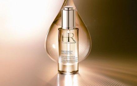 Подхранващо масло против бръчки - Helena Rubinstein Prodigy Sacred Oil — снимка N3