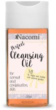 Парфюмерия и Козметика Масло за почистване на грим - Nacomi Cleansing Oil Make Up Remover