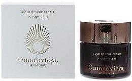 Парфюмерия и Козметика Крем за лице - Omorovicza Gold Rescue Cream