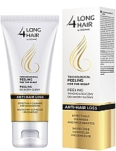Парфюмерия и Козметика Трихологичен пилинг за скалп - Long4Lashes by Oceanic Anti-Hair Loss Trichological Peeling For The Scalp