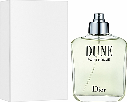 Dior Dune Pour Homme - Тоалетна вода (тестер без капачка)  — снимка N2