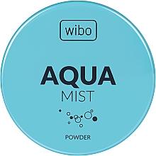 Парфюмерия и Козметика Фиксираща и освежаваща пудра за лице - Wibo Aqua Mist Fixing Powder