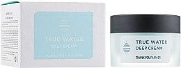 Парфюми, Парфюмерия, козметика Дълбоко хидратиращ крем за лице - Thank You Farmer True Water Deep Cream