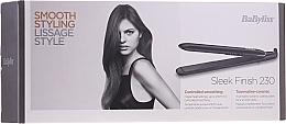 Парфюмерия и Козметика Преса за коса - BaByliss ST255E Sleek Finish 230