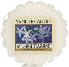 Парфюми, Парфюмерия, козметика Ароматен восък - Yankee Candle Midnight Jasmine Wax Melts