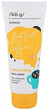 Парфюми, Парфюмерия, козметика Хидратиращ крем за ръце - Kili·g Woman Moisturizing Hand Cream
